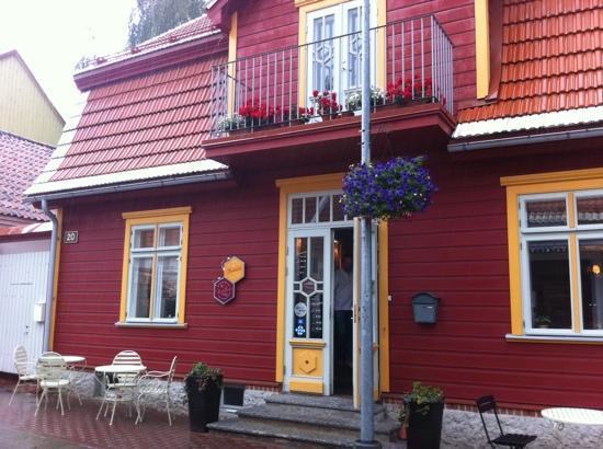Mahedik Cafe : ingresso
