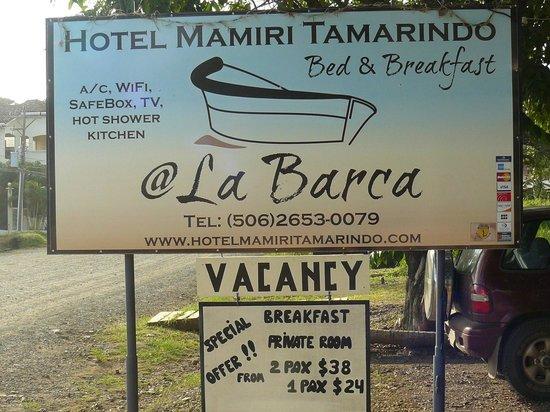 Hotel Mamiri: Hotel