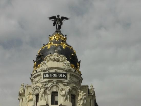 Madrid City Tours: great views of buildings and sights