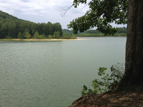 Stonewall Resort: View of the Lake From Chipmunk Point