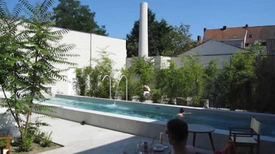 La piscine picture of wu wei kortrijk tripadvisor for La piscine review