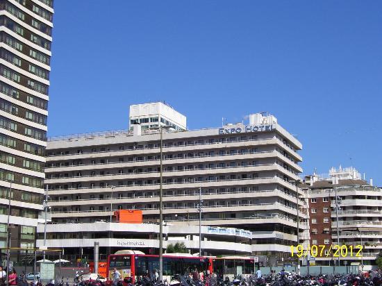 hotel expo fotograf a de expo hotel barcelona barcelona