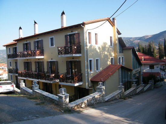 Ahilion Hotel