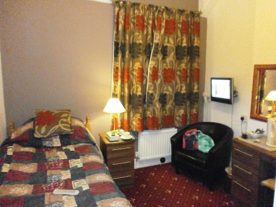 Karden House Hotel: Room 12