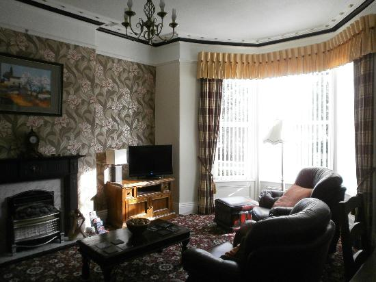 Karden House Hotel : The living Room