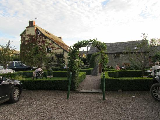 The Stagg Inn: The Inn