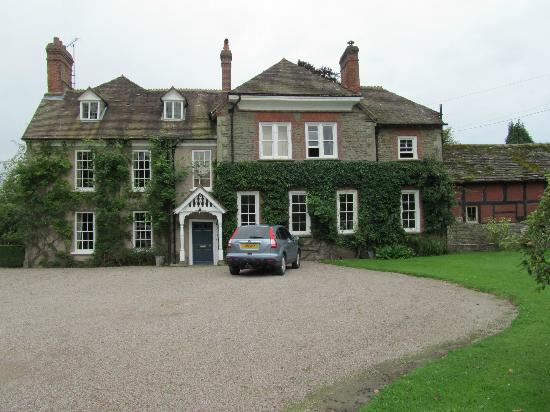 The Stagg Inn: The Old Vicarage