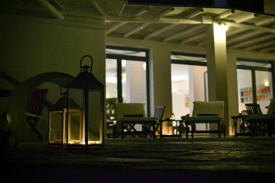 Melian Boutique Hotel & Spa: Hotel