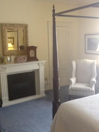 Tattingstone Inn: Room #2