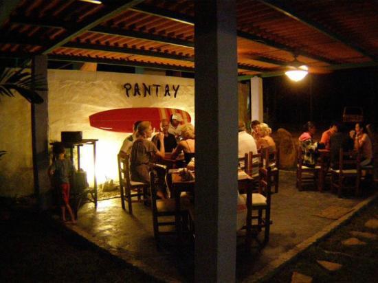 Restaurante Pantay: Pantay at nite