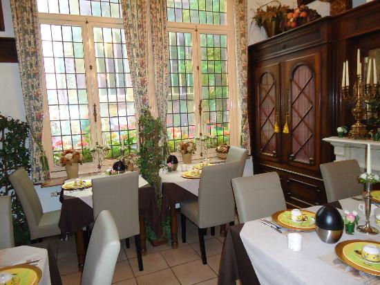 Hotel Asiris: sala prima colazione