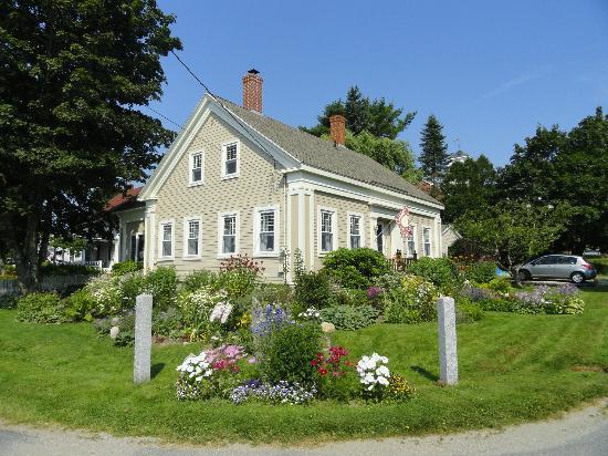 Elm Cottage, Searsport, Maine