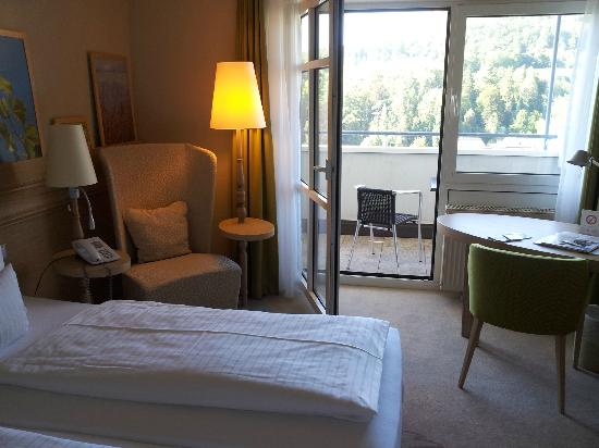 Magnetberg Hotel: Our guestroom