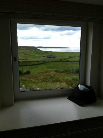 Strandhill Lodge and Suites Hotel: view from room 1