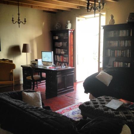 Bouilhonnac, Francia: segundo piso