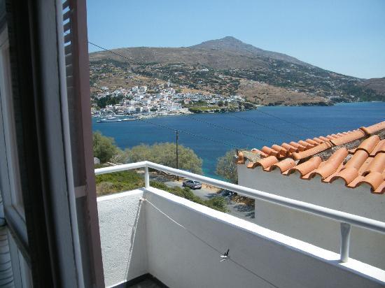 Villa Alexandros: altra vista dalla camera