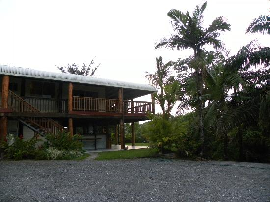 Daintree Manor B&B: Parte del hotel