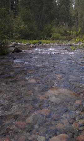 Rattlesnake National Recreation Area : Another beautiful shot of the river