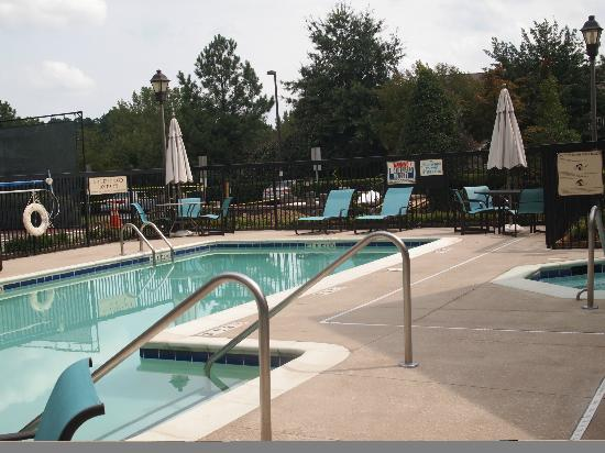 Residence Inn Charlotte Piper Glen: Pool