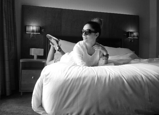 Hotel 48LEX New York : Confortable cama king