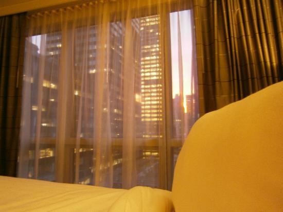 Hotel 48LEX New York: Atardecer