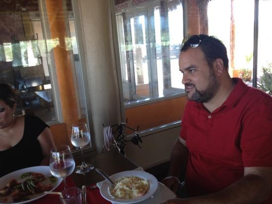 La Conquista: Deliciosa comida