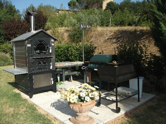 La Serena: Outdoor Pizza Oven