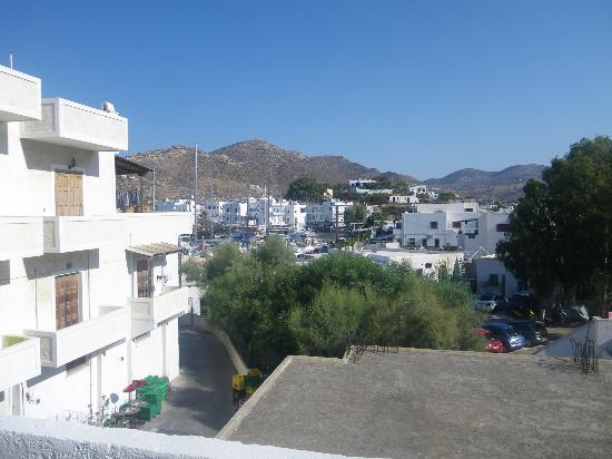 Hotel Poseidon : vistas