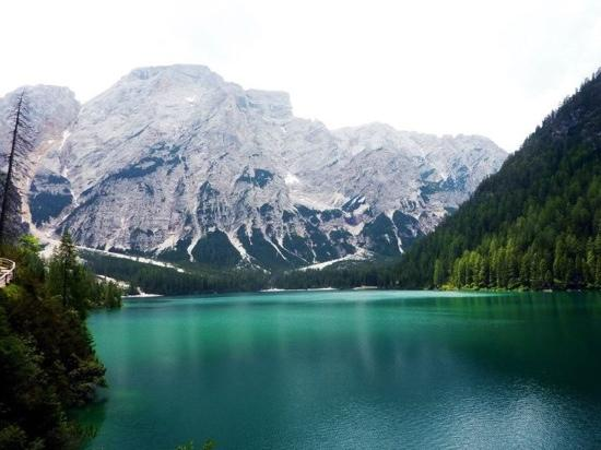 lago di braies prags - photo #16