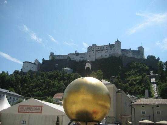 Hotel Markus Sittikus: Salzburg