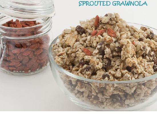 Revitalive Cafe: Gluten Free Granola