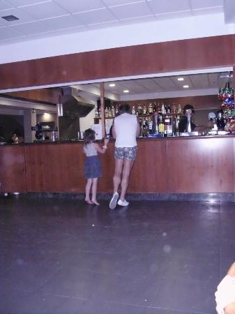Hotel Bon Repos: no queing
