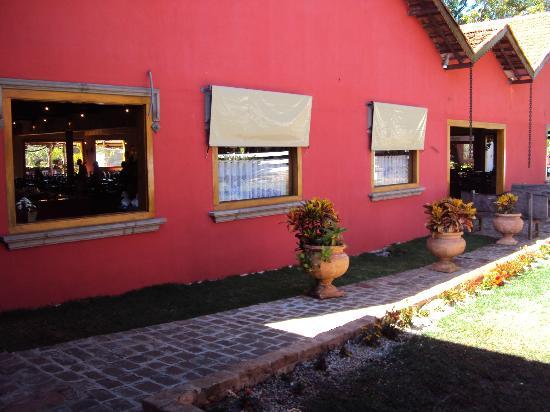 Restaurante da Fazendinha: Restaurante Fazendinha - Entrada