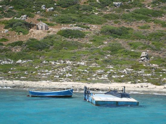 Balos Beach and Lagoon : IMMAGINE THERE'S NO HEAVEN...