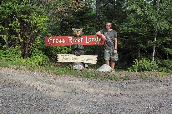 Cross River Lodge: Tristan really enjoyed his time here with you
