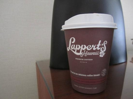 Lappert's Ice Cream: Kona Coffee