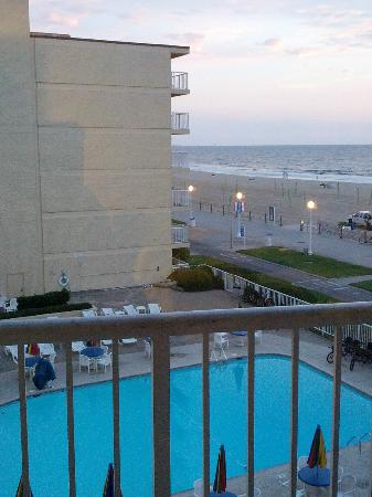 "Quality Inn & Suites Oceanfront: ""OCEAN VIEW"""