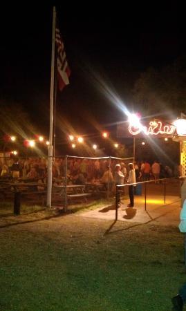 River Run Cabins: Criders Rodeo Dance