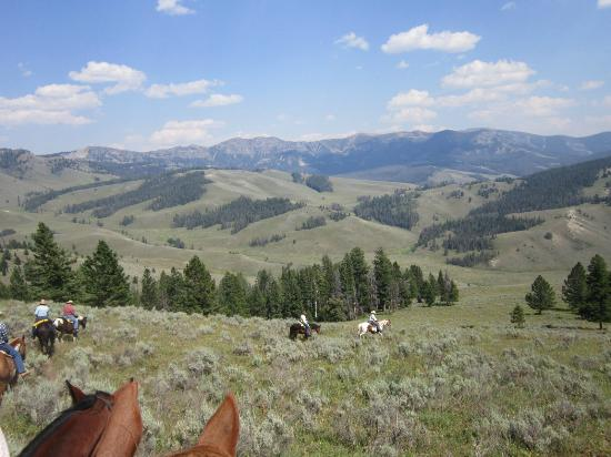 Elkhorn Ranch: Beautiful Montana country