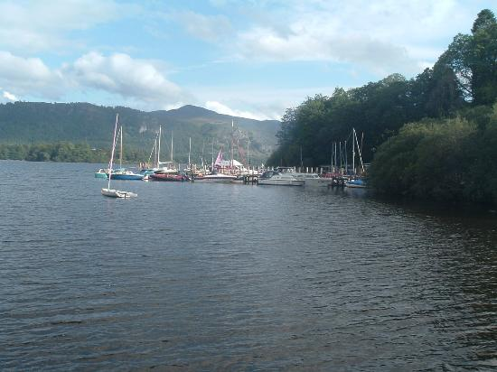 Derwent Bank: Adjacent ferry stop