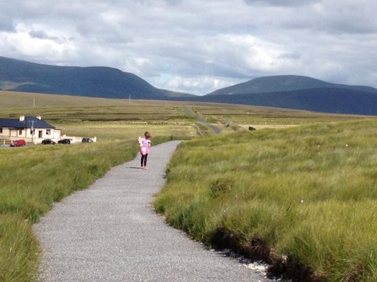 Ballycroy National Park: early part of walk