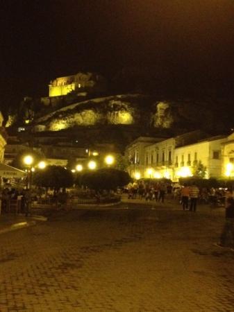 Scicli Albergo Diffuso: Una passeggiata serale per Scicli