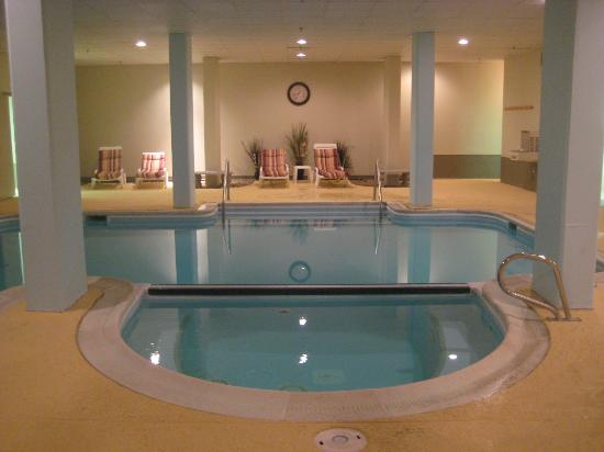 Silver Creek Lodge: Silver Creek indoor pool and hot tub