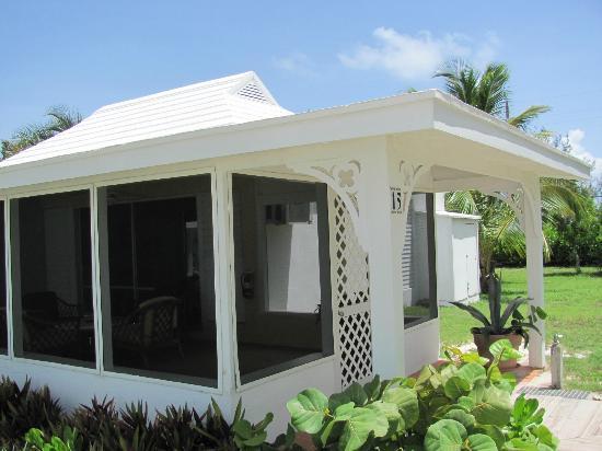 Cape Santa Maria Beach Resort & Villas: Two rooms per bungalow