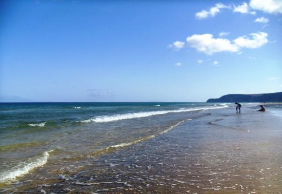 Pestana Porto Santo All Inclusive : Praia