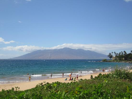 Wailea Beach: Beach Shot 2