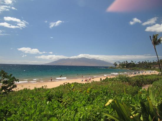 Wailea Beach: Beach Shot 1
