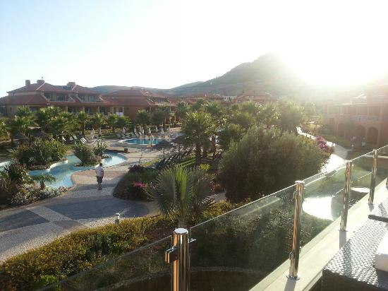 Pestana Porto Santo All Inclusive: Just before the sunset...