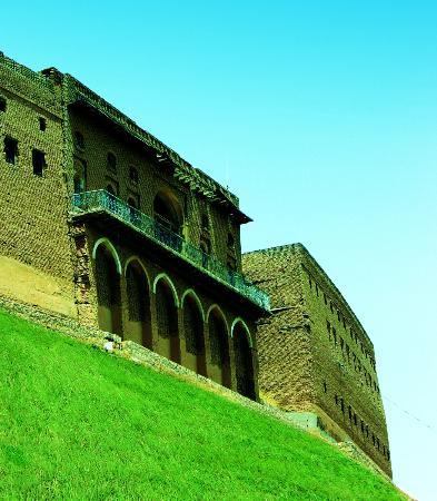 Another part of Erbil Citadel
