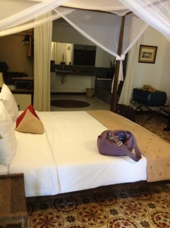 Villa Langka: et chambre....